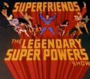 Super Friends (TV Series) Episode: Darkseid's Golden Trap (Part I)