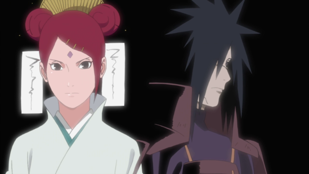 madara and hashirama and mito - photo #3