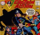 Captain Action/Covers