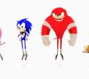 Team Sonic (Sonic Boom)/Gallery