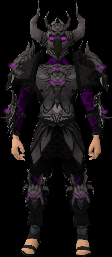 Malevolent helm (shadow) - The RuneScape Wiki