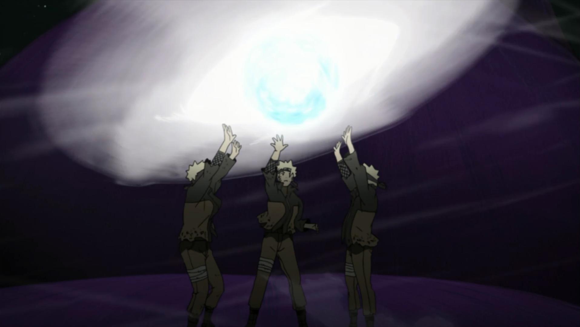 Big Ball Rasenshuriken - Narutopedia - Wikia