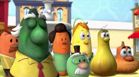 VeggieTales In the House - Unbake the Pie