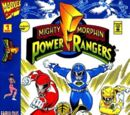 Sabans Mighty Morphin Power Rangers Vol 1