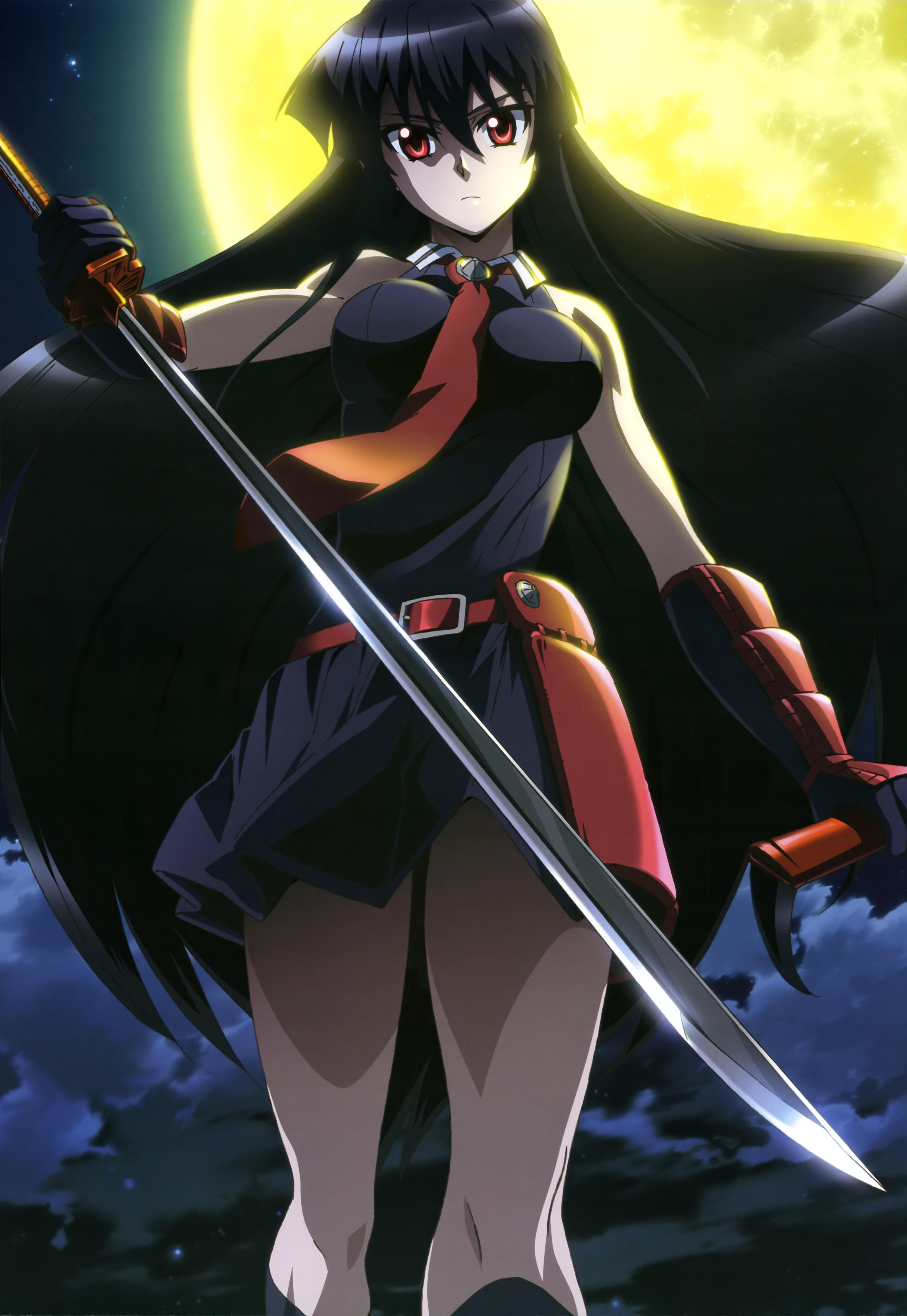 Image - Akame's full appearance.jpg - Akame Ga Kill! Wiki