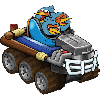 Image - THE BLUES GO copy.png - Angry Birds Wiki - Wikia