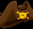 Sombrero de Espadachín Pirata