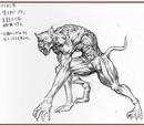 Gato Montés Zombi
