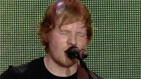 Ed Sheeran - Don't (Summertime Ball 2014)
