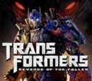Transformers: Revenge Of The Fallen The Game Official