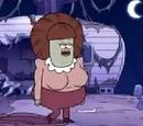 Madre de Musculoso