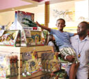 Jurassic Traders Gift Shop