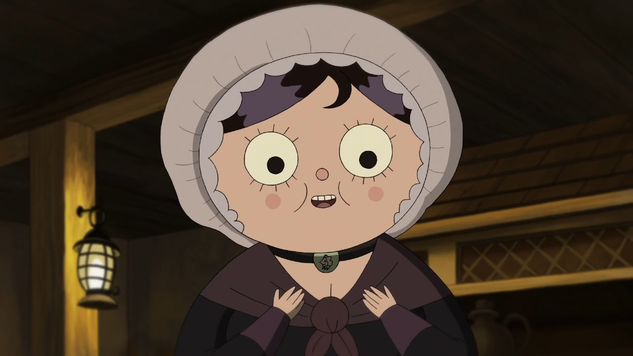 The Tavern Keeper Over The Garden Wall Wiki