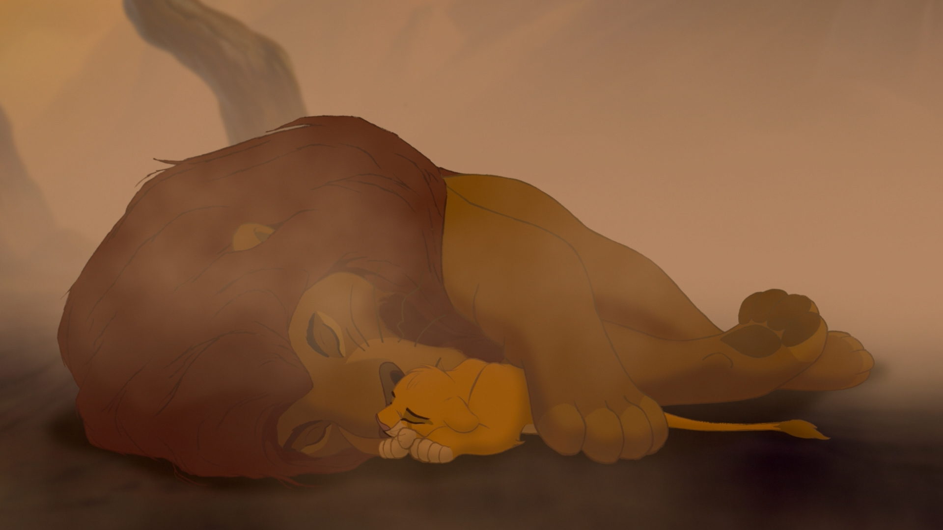 Image The Lion King The Death Of Mufasa Jpg Degrassi Wiki