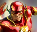 Barry Allen (Hero Run)