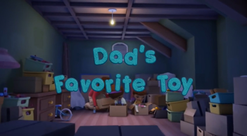 Dad S Favorite Toy