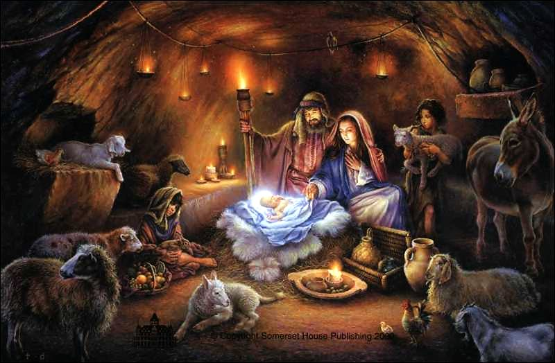Merry Christmas, Joyeux Noël, Kaj Siab Yes Xus Yug... - Page 3 Nativity_scene