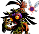 Skull Kid de The Legend of Zelda: Majora's Mask