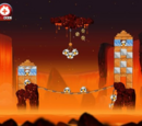 Геймплей Angry Birds Seasons