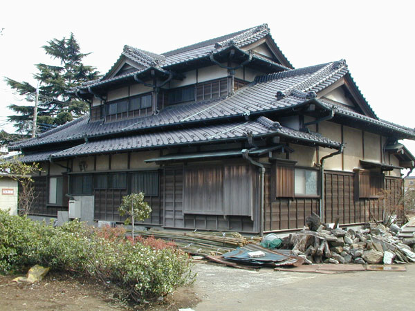 Image Magnificent Traditional Japanese House Design