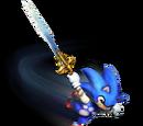F Sonic Palico Armor (MH4U)