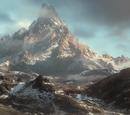 Berge und Hügel