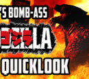 Matt's Bomb-Ass Godzilla PS3 Quicklook!
