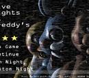 Noche Personalizada (FNaF 2)