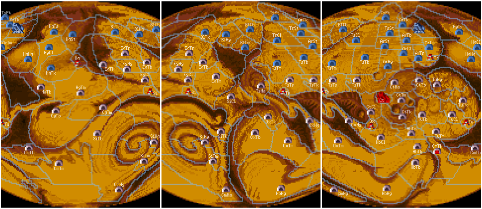 dune planet map - photo #27