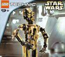 8007 Technic C-3PO