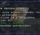 Nota de reparaciones