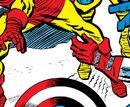 Steve Rogers (Earth-616) Captain America's Magnetic Shield from Avengers Vol 1 6.jpg