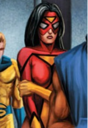 Jessica Drew (Earth-10298) from What If? Spider-Man House of M Vol 1 1 001.png