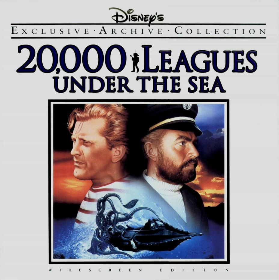 20000 leagues under the sea 1 Watch 20,000 leagues under the sea (1954) online gostream, a ship sent to investigate a wave of mysterious sinkings encounters the advanced submarine, the nautilus, commanded by captain nemo.