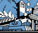 Estações ferroviárias