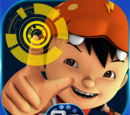 BoBoiBoy: Cabaran Kepantasan