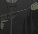 Silver Wheel Pistol