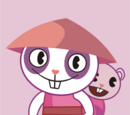 Panda Mom and Baby