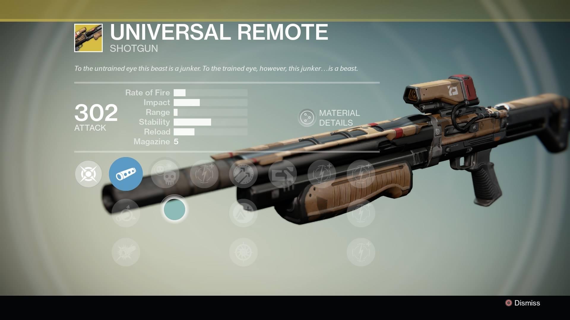Xur inventory history reanimators