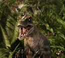 Love Robin/Velociraptors (Jurassic Attack)
