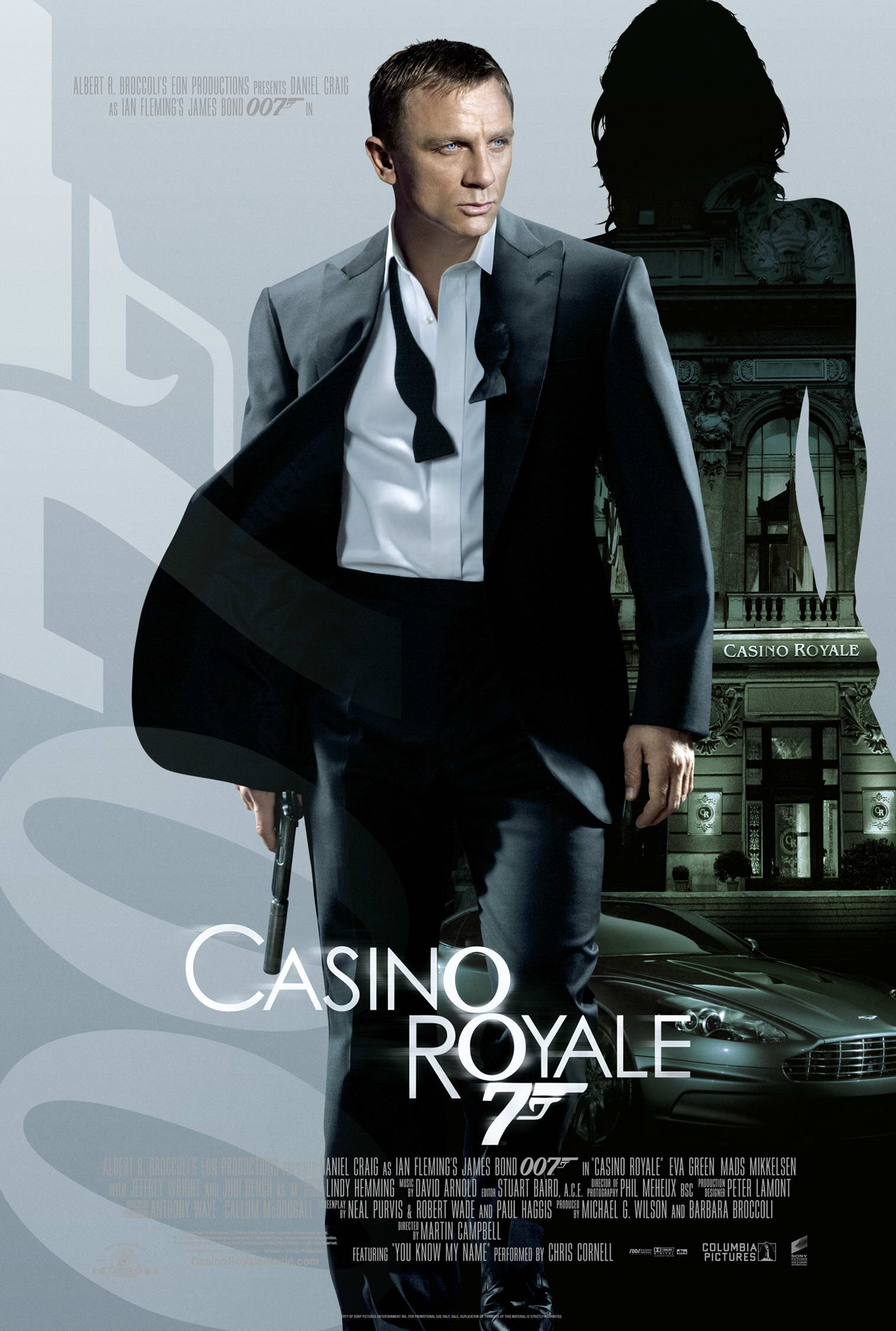 James bond casino royale wikia