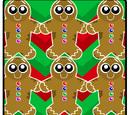 Gingerbread Men BG