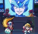 Mega Man X6 Images