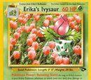 Erika's Ivysaur (Gym Challenge TCG)