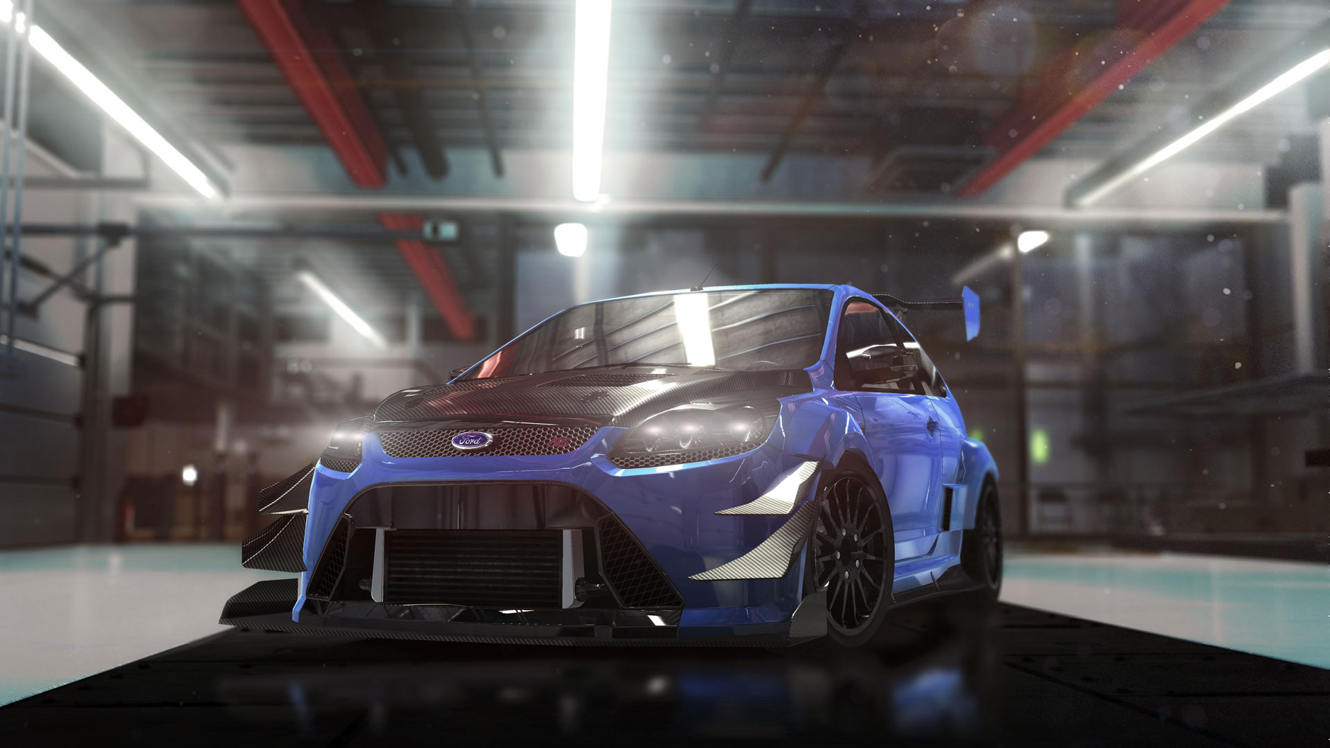 image ford focus rs perf the crew wiki wikia. Black Bedroom Furniture Sets. Home Design Ideas