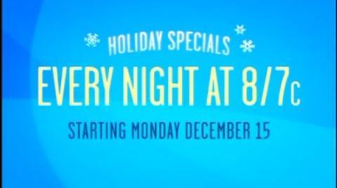 Boomerang Holiday Specials Promo (2014)