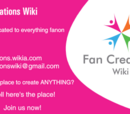 KCCreations/The Fan Creations Wiki