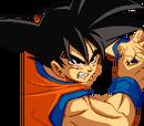 Goku/CHOUJIN's version