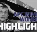 Hankgames Highlights: AFC Wimbly Womblys 41-56