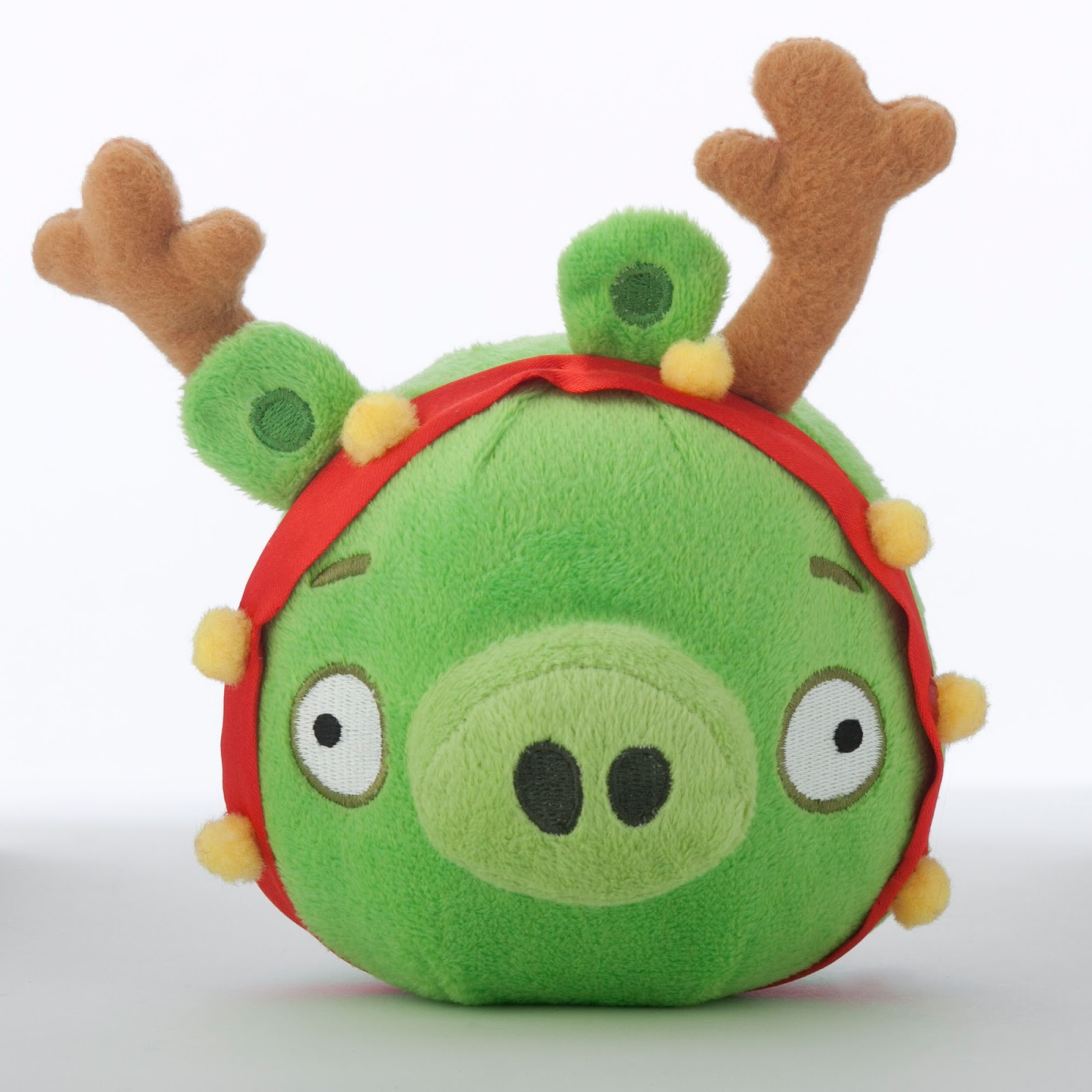 Angry Birds Stuffed Toys : File reindeer pig g